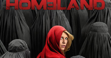 Claire Danes as Carrie Mathison in Homeland (Season 4, Key Art). - Photo:  Jim Fiscus/SHOWTIME - Photo ID:  HomelandS4_keyart_01B.R