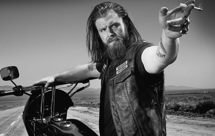 Sons of Anarchy será removida da Netflix