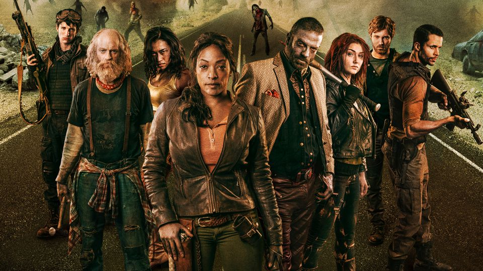 Z Nation 5° temporada na Netflix
