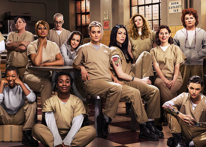 estreia a 7° temporada de Orange is The New Black