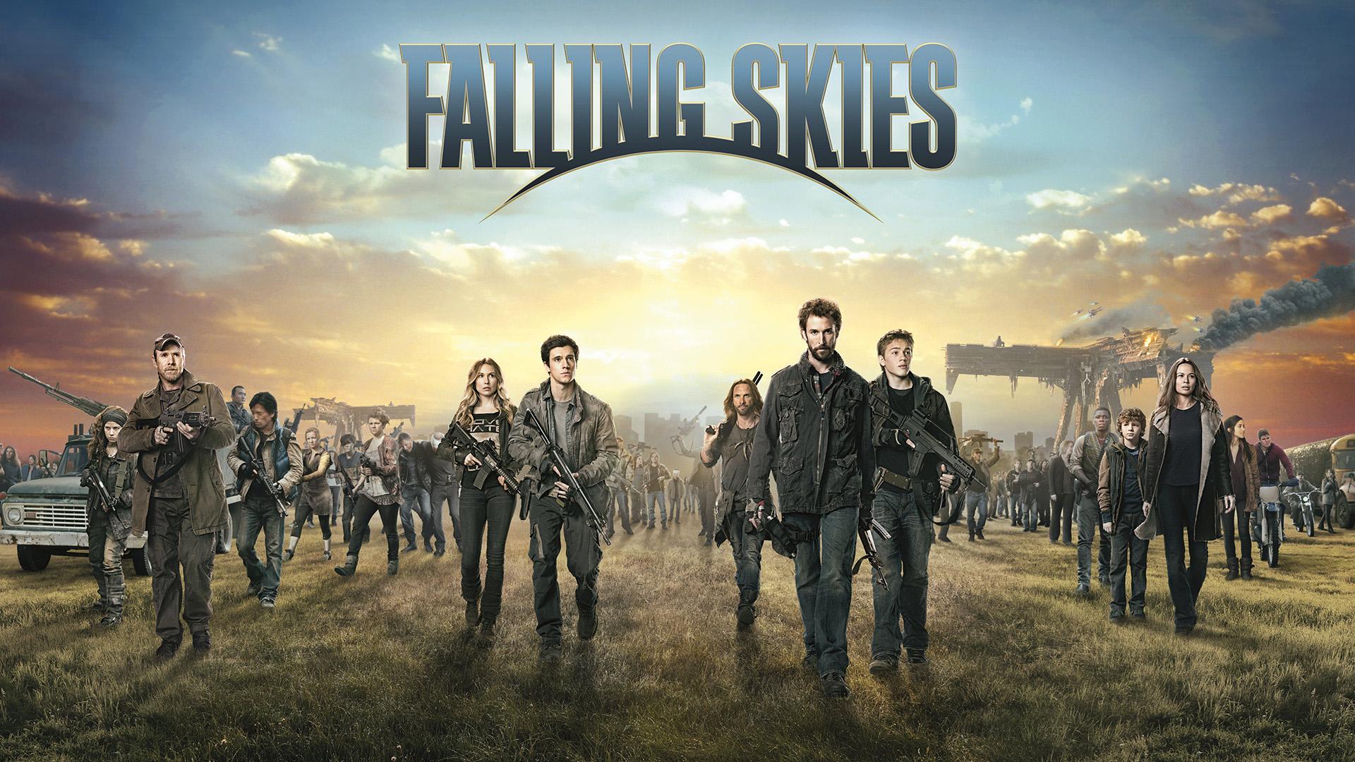 Resultado de imagem para Falling Skies