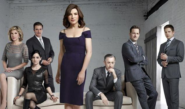 The Good Wife - netflix