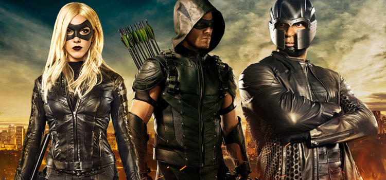 Arrow - 4°Temporada na Netflix