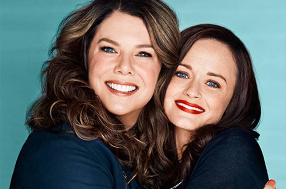 Gilmore Girls - Um ano para recordar - Netflix