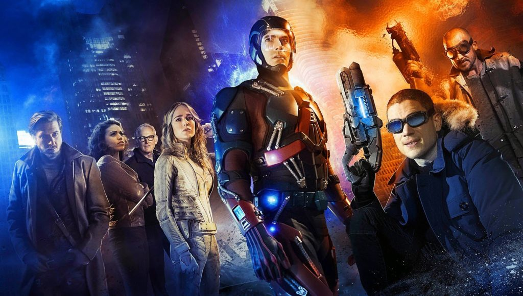 Legends of Tomorrow -Netflix