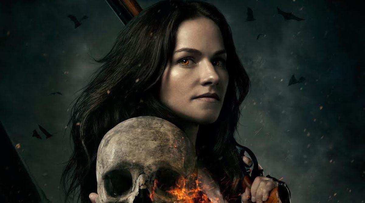 Van Helsing - série - Netflix