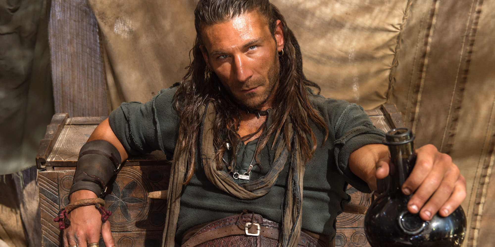 Black Sails - 3° Temporada na Netflix.