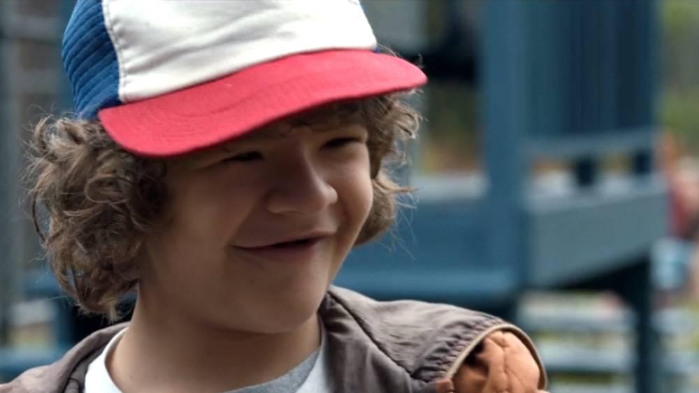 Dustin - Gaten Matarazzo - Netflix
