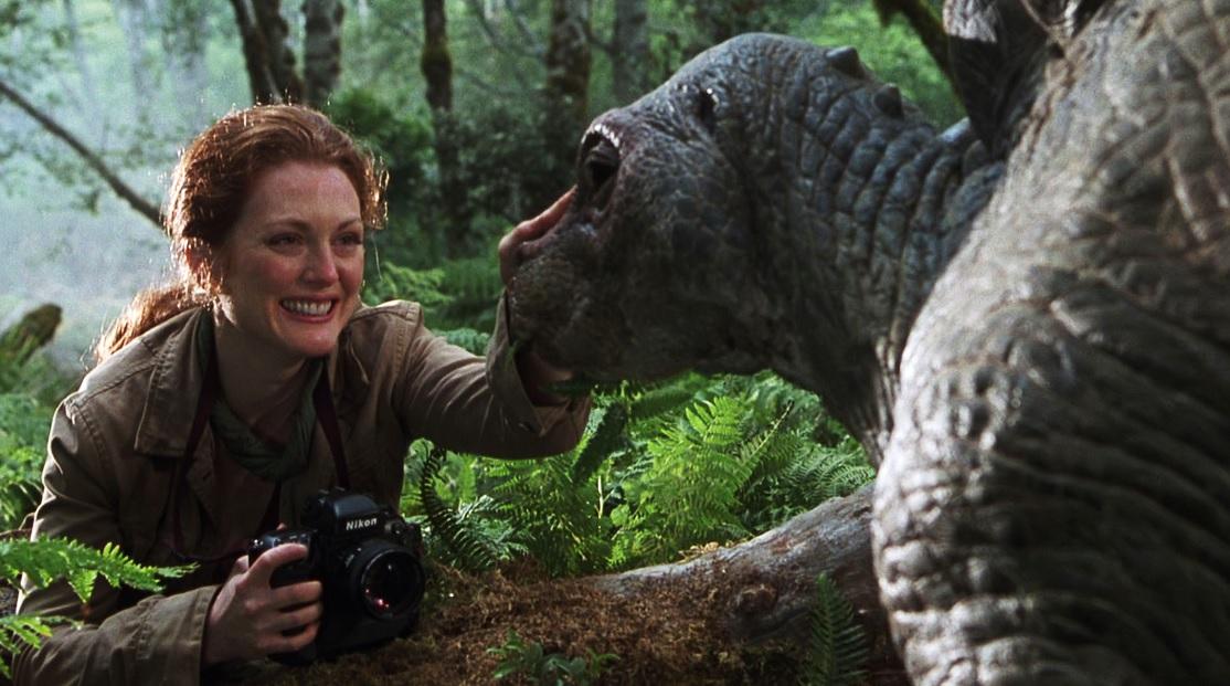 O mundo perdido - Jurassick Park