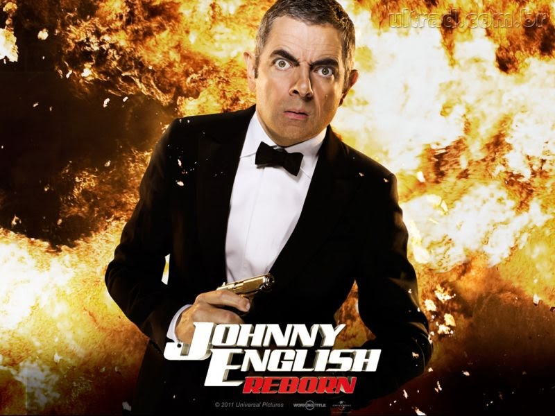 O retorno de Johnny English - Netflix