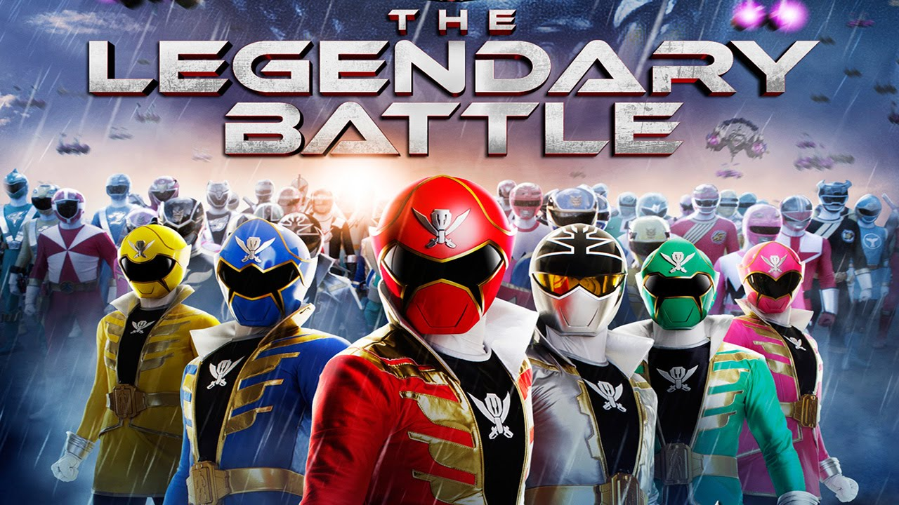 Power Rangers Super Megaforce: The Legendary Battle - Netflix