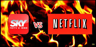 Sky x Netflix