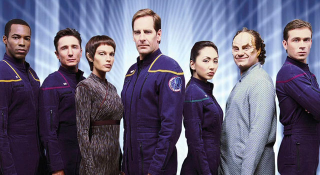 Star Trek: Enterprise - Netflix