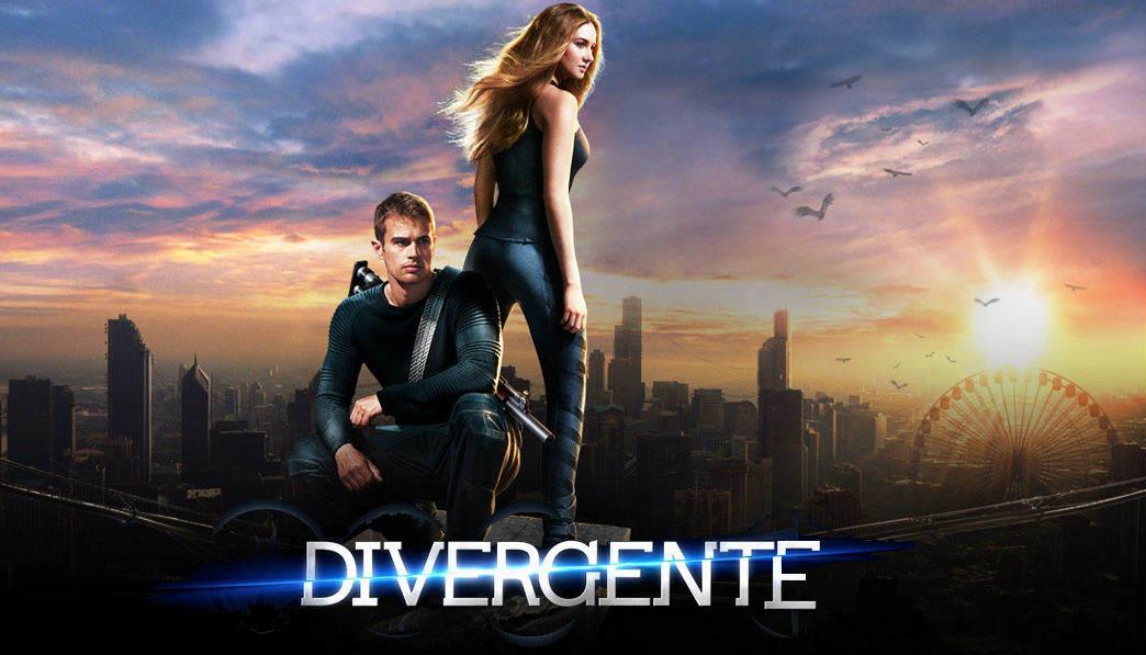 Divergente ganha data de estréia na Netflix
