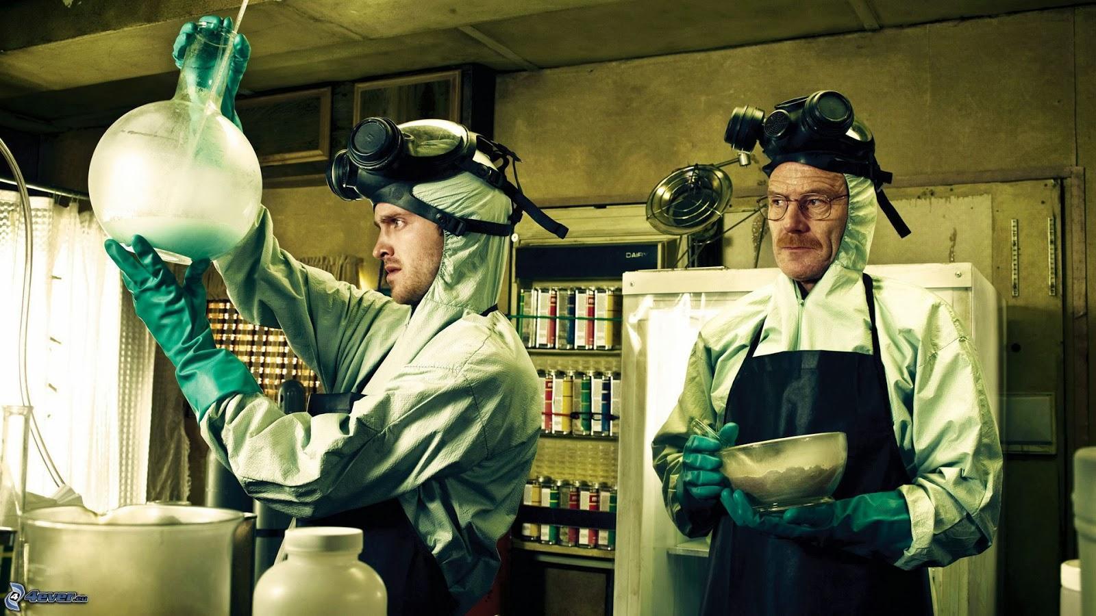 Metanfetamina - Breaking Bad