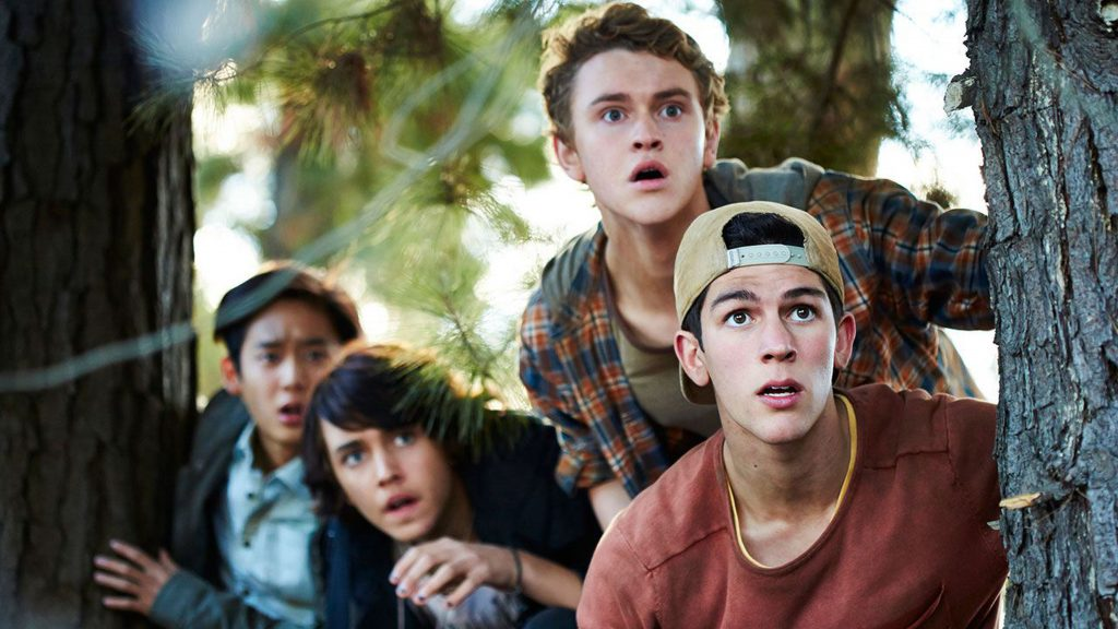 Nowhere Boys - Netflix