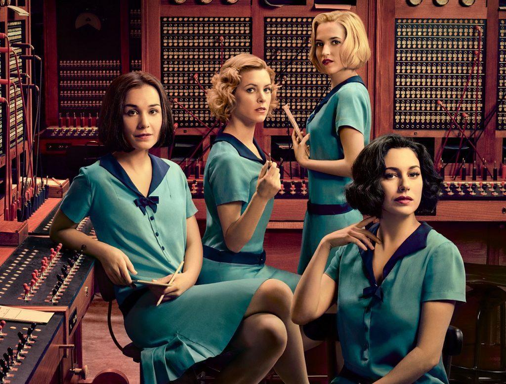 As Telefonistas: 3ª temporada - Netflix