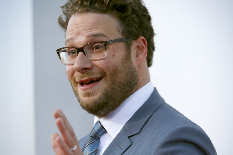 Seth Rogen - Hilarity for Charity