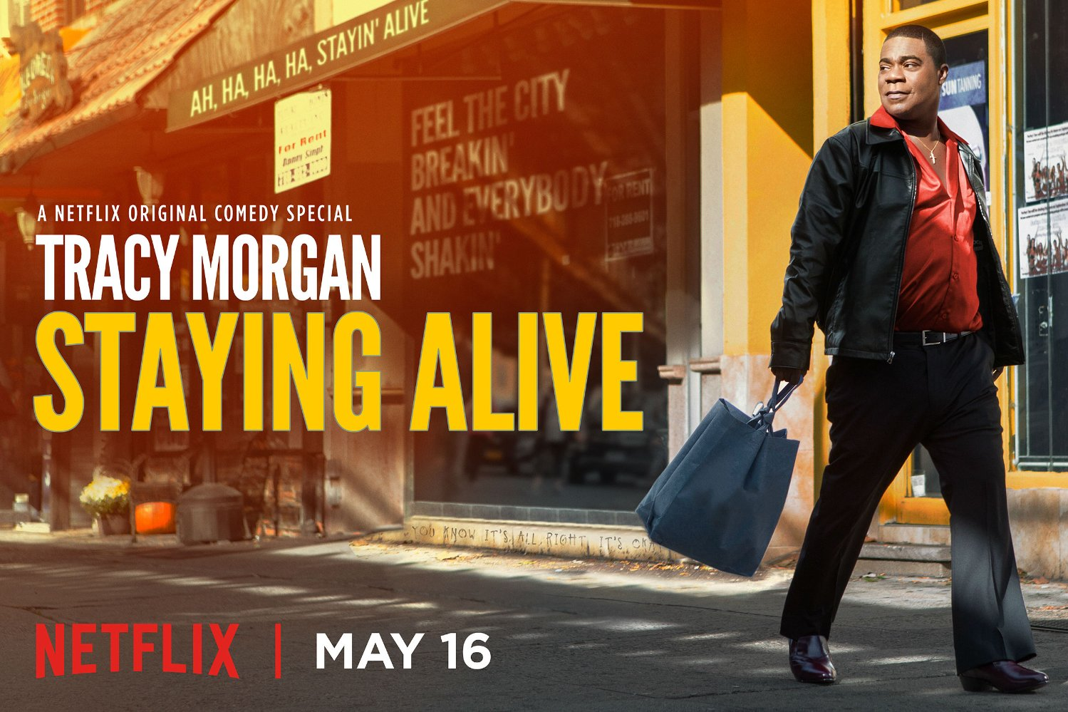 Tracy Morgan - Netflix