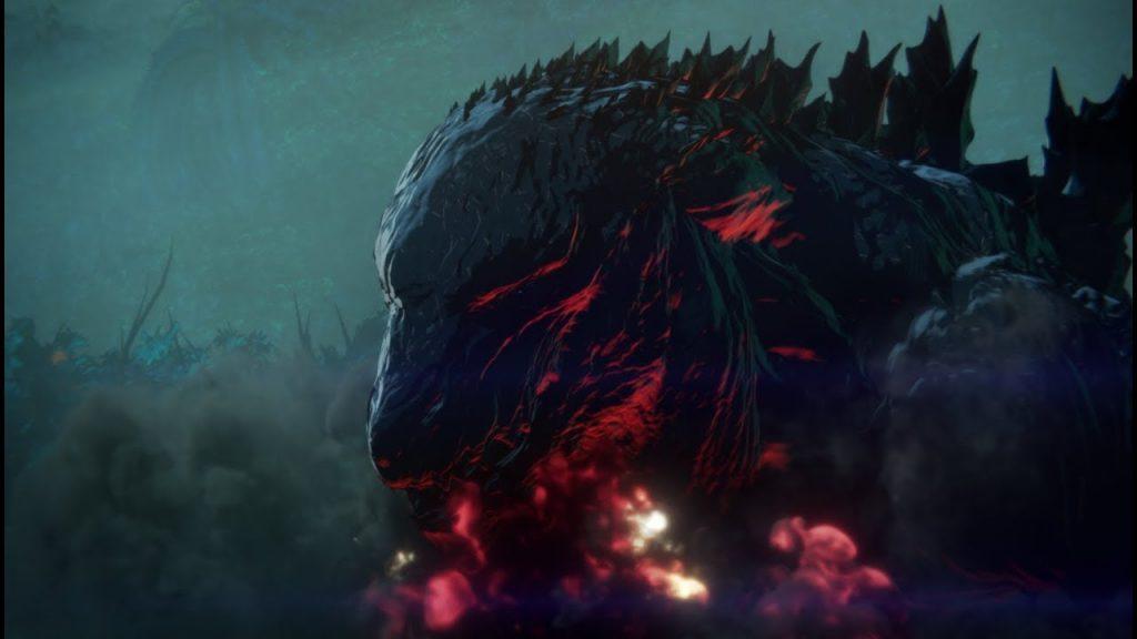GODZILLA: O Devorador de Planetas - Netflix