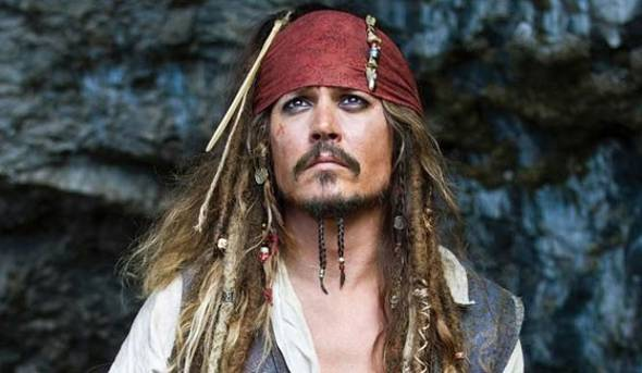 Piratas do Caribe - Netflix