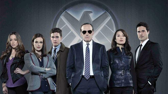 Agents of S.H.I.E.L.D   Netflix