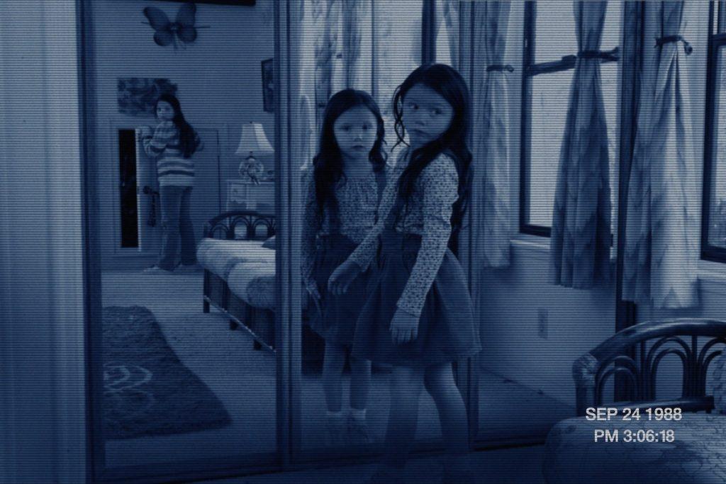 Atividade Paranormal: Dimensão Fantasma - Netflix