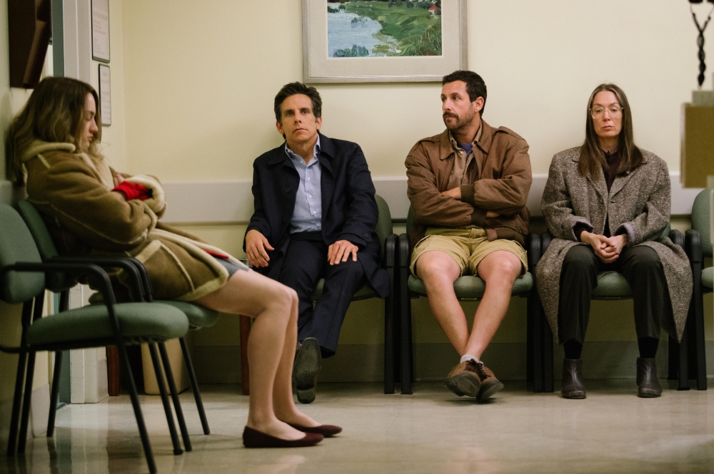The Meyerowitz Stories - Netflix