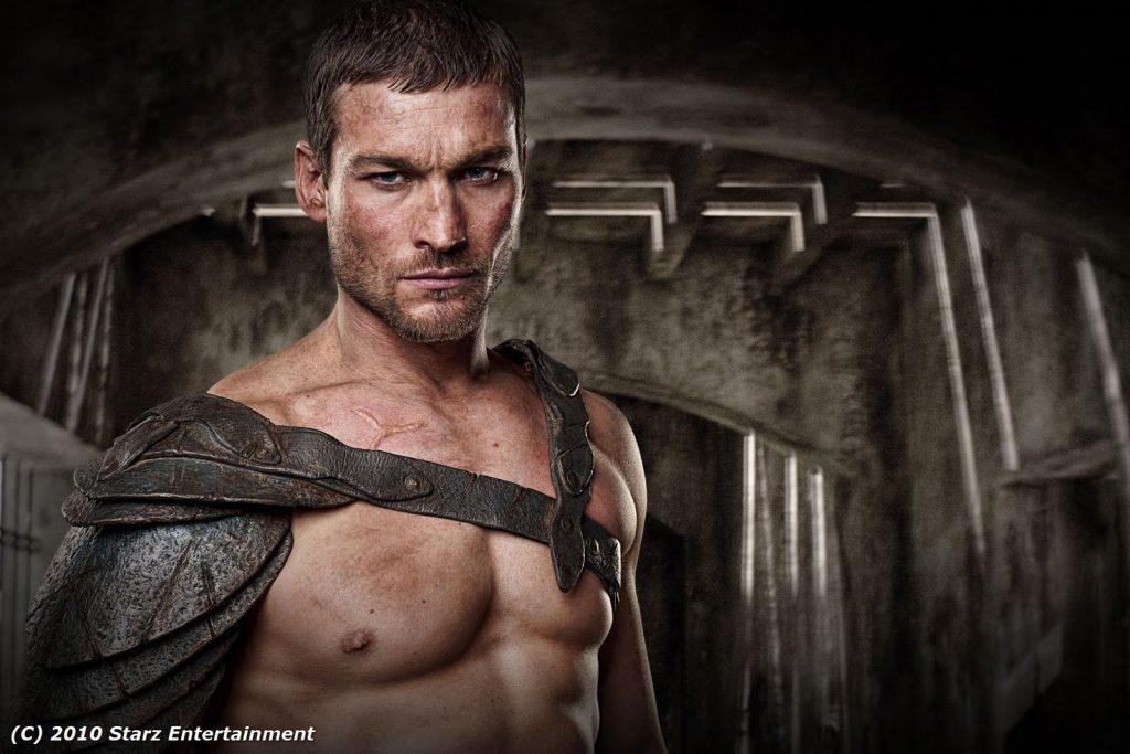 Spartacus - Netflix