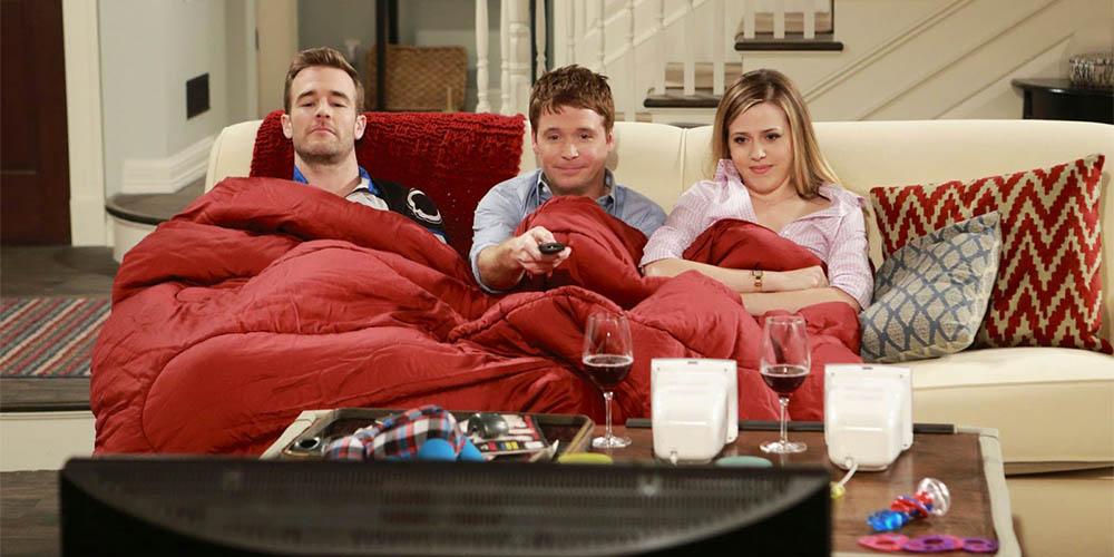Amigos com vidas melhores - Netflix