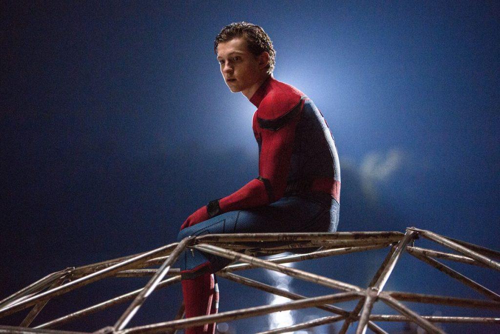 Homem Aranha - De volta ao lar tem na Netflix ?