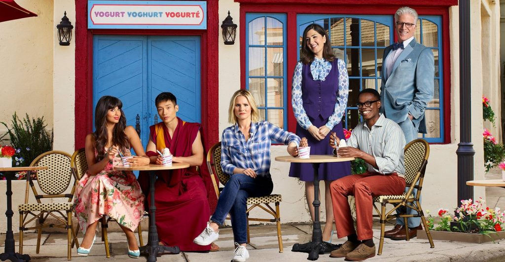 The Good Place - Episódio semanal - Netflix