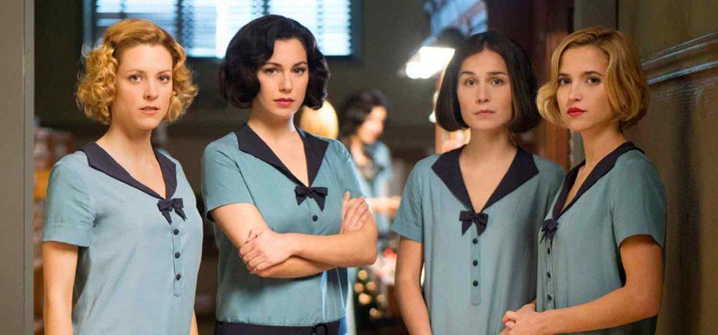 As telefonistas - 6° temporada na Netflix