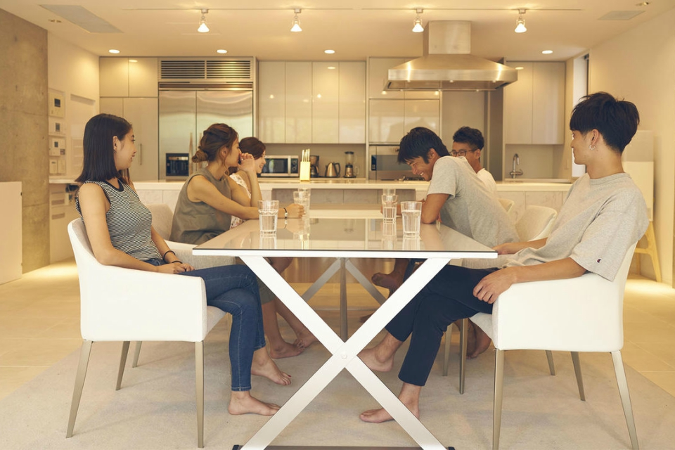 Terrace House - Opening New Doors - Netflix