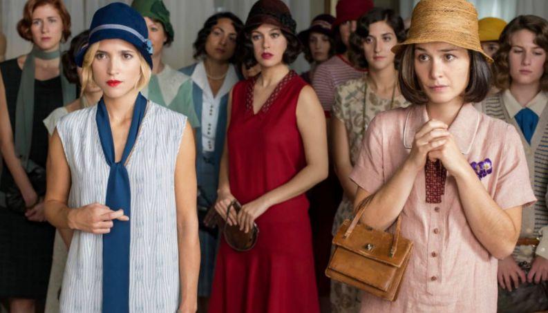 As telefonistas - 3° temporada - Netflix