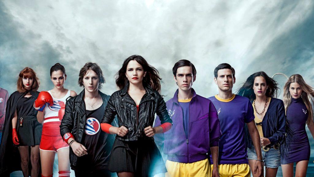 Greenhouse Academy 5° temporada na Netflix