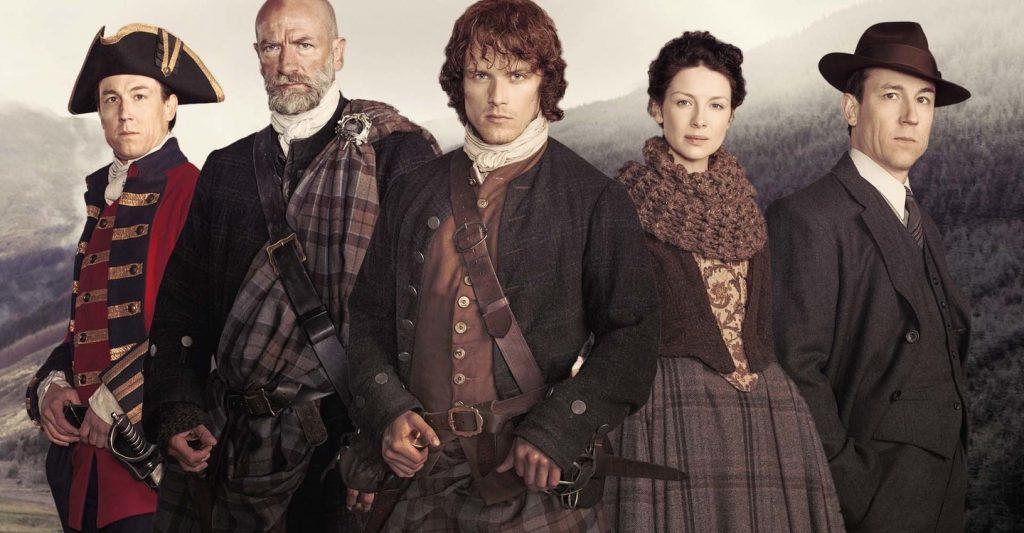 Outlander 3º temporada - Netflix