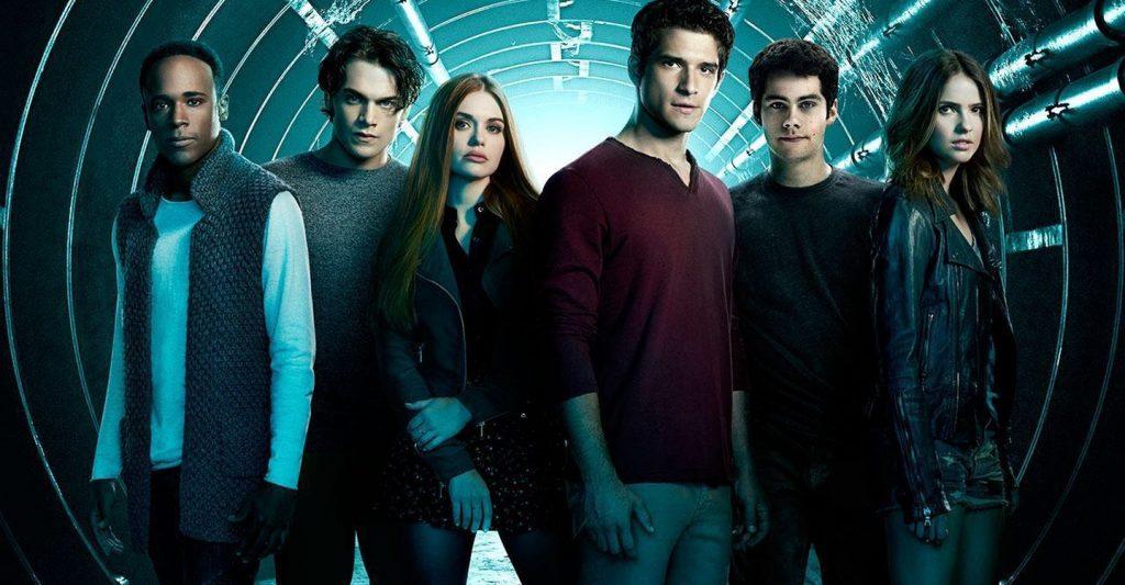 estreia da 7° temporada de Teen Wolf na Netflix