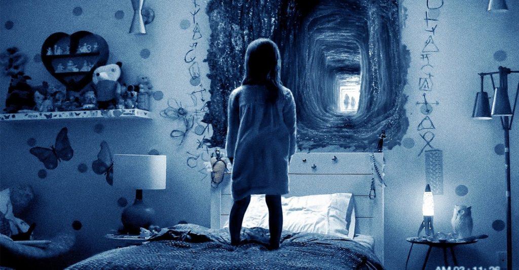 Atividade Paranormal - Dimensão fantasma - Netflix