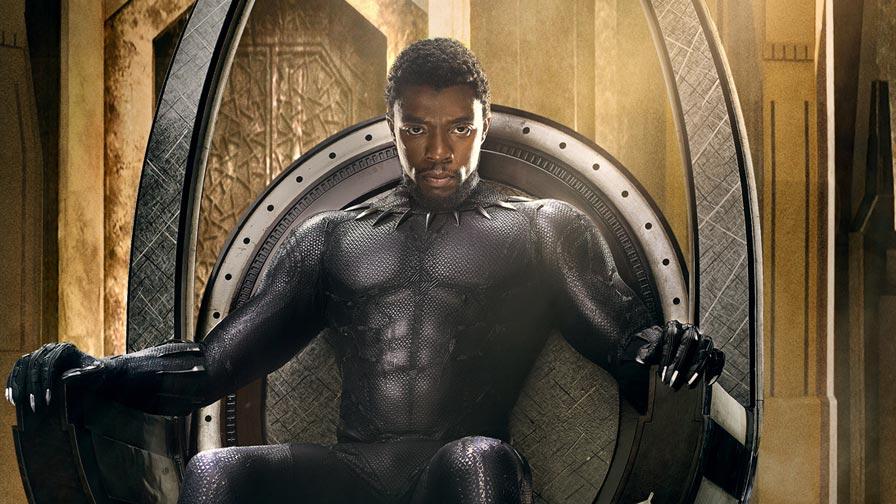 Quando Pantera Negra estreia na Netflix ?