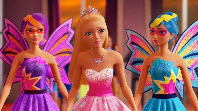 Barbie Super Princesa - Netflix