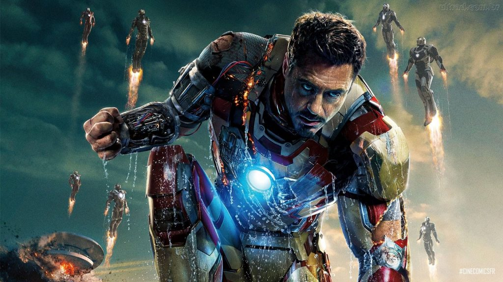 Homem de Ferro 3 - Netflix
