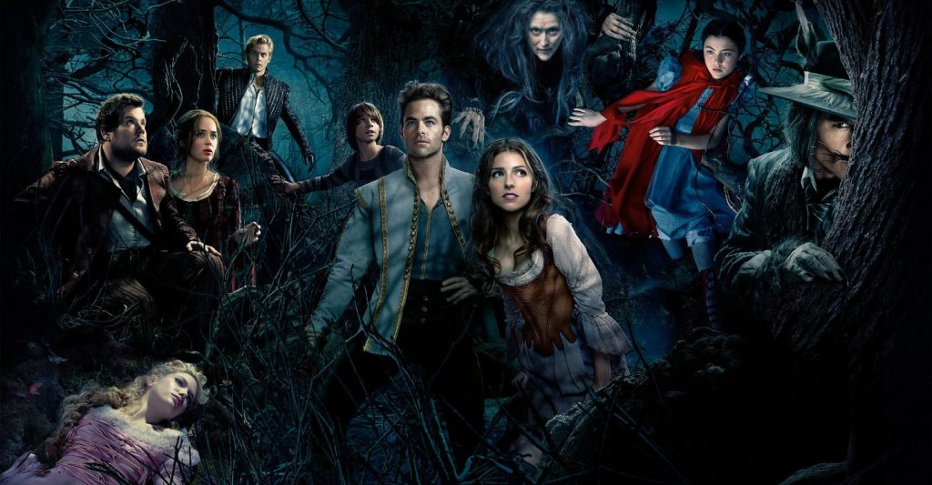 Into The Woods - Netflix