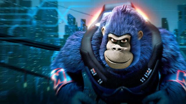 Kong: O rei dos macacos - Netflix