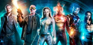 Legends Of Tomorrow 4° temporada na Netflix