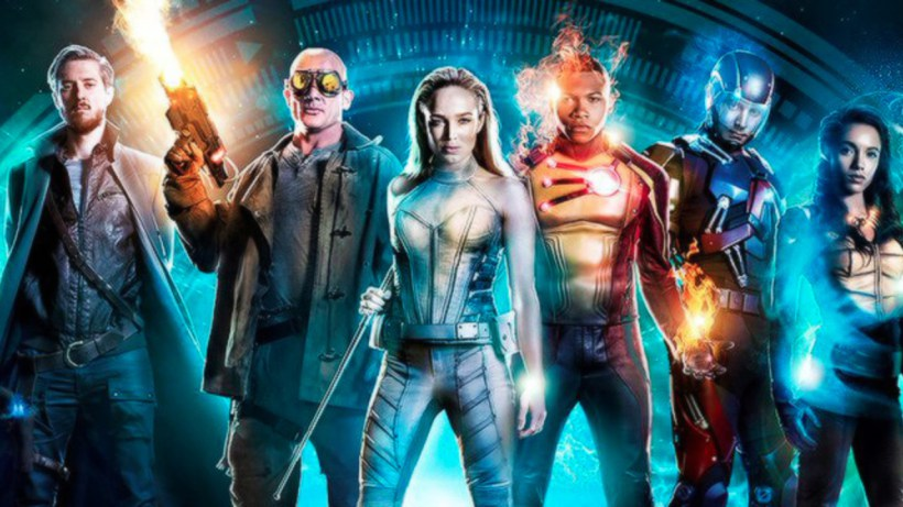 DC's Legends of Tomorrow - 3º temporada - Netflix