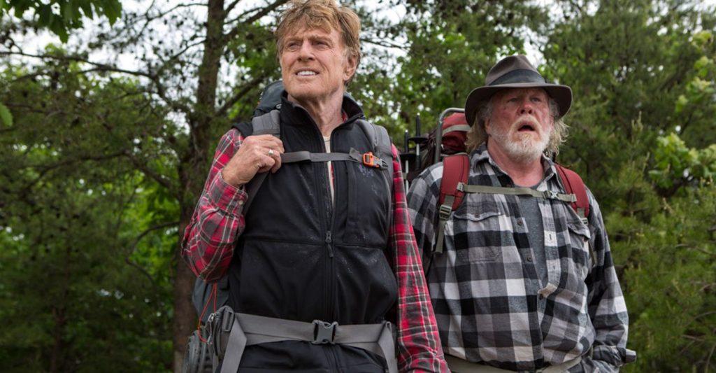 Uma caminhada na floresta - Netflix