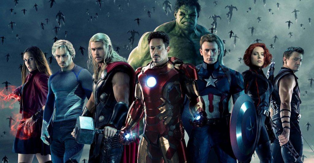 Vingadores - A era de Ultron chegará na Netflix