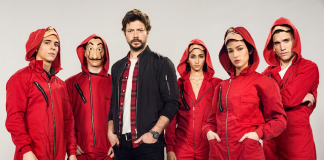 """Assalto da 3° Temporada de """"La Casa da Papel"""" é revelado"""