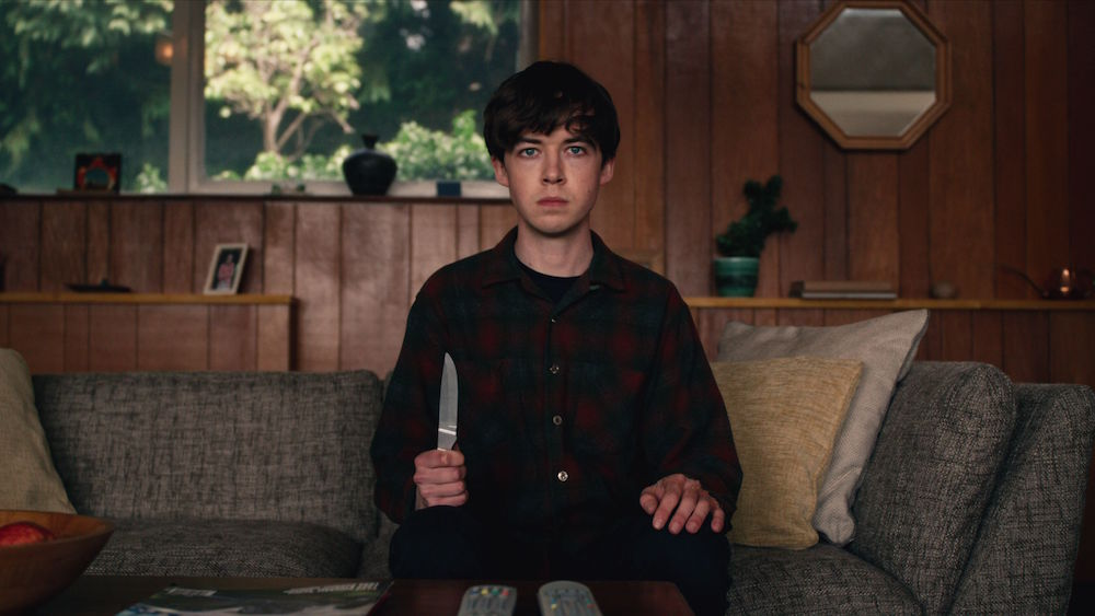 estreia da 2° temporada deThe End of the F***ing World na Netflix